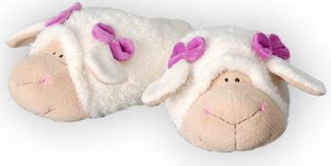 Tier Hausschuhe Schaf Jolly Katie 38-41
