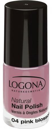 Logona Nagellack No 04 pink blossom 4ml – Bild 1