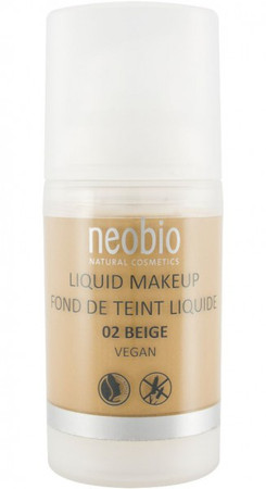 neobio Liquid Make up No. 02 30ml