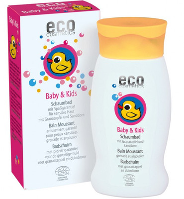 Eco cosmetics Baby & Kids Schaumbad 200ml