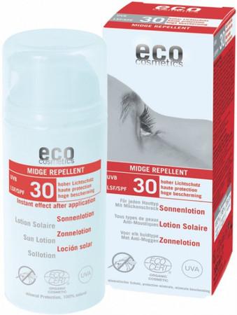 Eco Sonnenlotion LSF 30 Mückenschreck - 100ml
