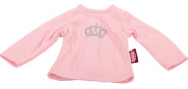 Götz Puppen T-Shirt rosa - Babypuppen 30-33 cm