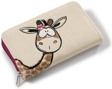 Nici Plüsch Geldbeutel Giraffe