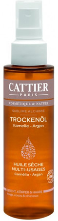 Cattier Trockenöl 100ml
