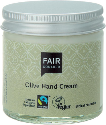 Fair Squared Handcreme Olive  – Bild 1