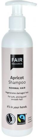 Fair Squared Aprikosen Shampoo - normales Haar 250ml