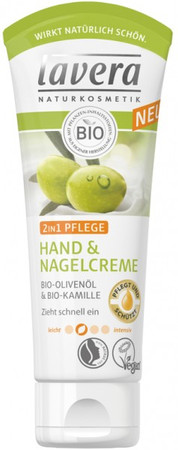 Lavera Handcreme & Nagelcreme 2in1 75ml