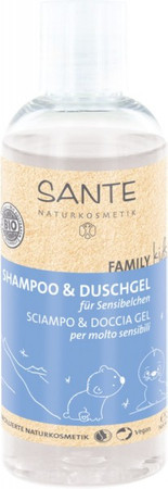 Sante Kids Duschgel & Shampoo Sensitive 200ml