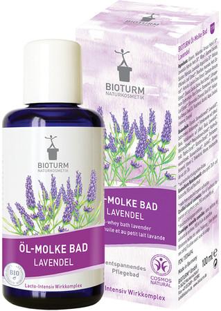 Bioturm Öl Molke Bad Lavendel – Bild 3