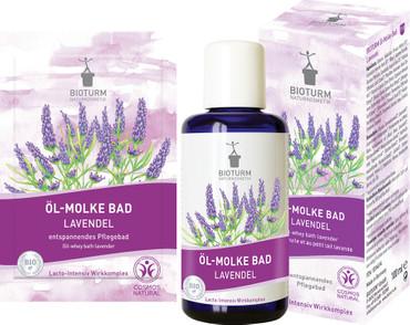 Bioturm Öl Molke Bad Lavendel – Bild 1