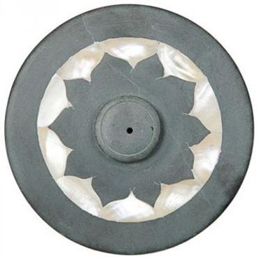 Räucherstäbchenhalter Lotus – Bild 1
