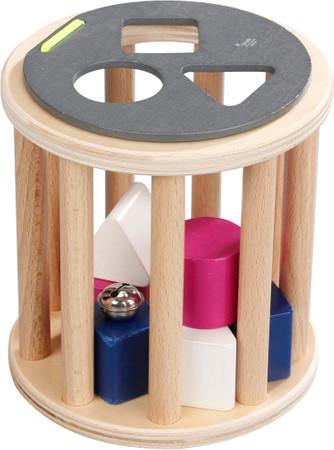 Sortierspiel Holz Sortierrolle | Kikadu