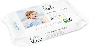 Naty Baby Feuchttücher sensitiv