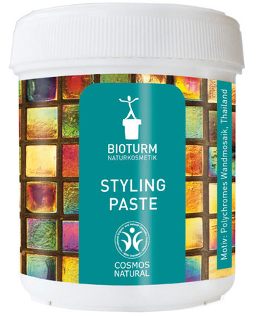 Bioturm Bio Haarstyling Paste 110ml