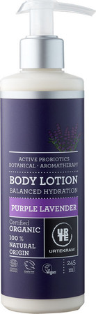 Urtekram Bodylotion Lavendel 245ml