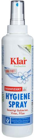 Klar Hygienespray ohne Duft 250ml
