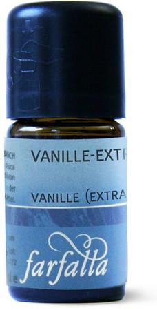 Farfalla Vanille Extrakt bio 5ml