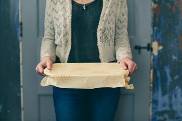 Brotverpackung Bienenwachstuch | Bee´s Wrap – Bild 5