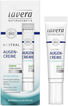 Lavera Neutral Augencreme 15ml