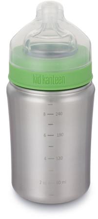 Baby Trinkflasche Edelstahl 267 ml  | Kid Kanteen