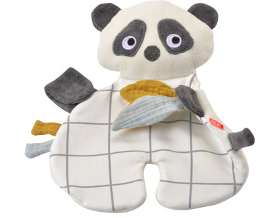 Bio Schnullertuch Panda | Kikadu