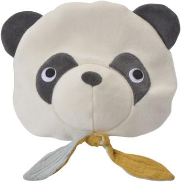 Bio Wärmetier Panda Dinkel-Roggen | Kikadu