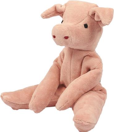 Kuscheltier Schwein 30 cm | Senger Tierpuppen