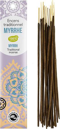 Indische Räucherstäbchen Myrrhe