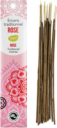 Indische Räucherstäbchen Rose