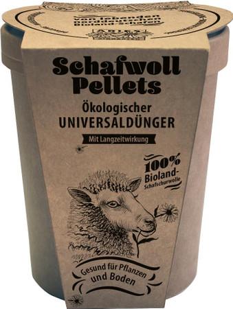 Schafwollpellets Universaldünger 450g