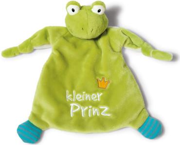 Nici Baby Kuscheltuch Frosch