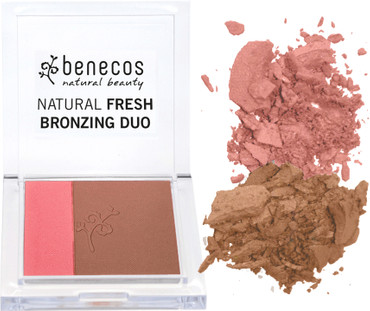 Benecos Bronzing Duo california nights 8g – Bild 1