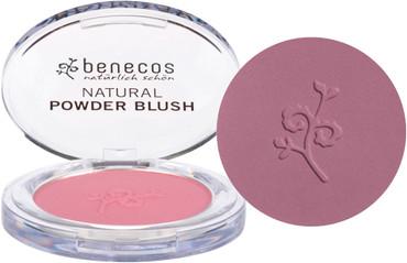 Benecos Compact Rouge mallow rose 5,5g – Bild 1