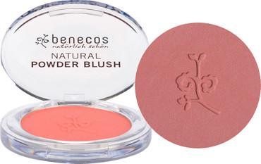 Benecos Compact Rouge sassy salmon 5,5g – Bild 1