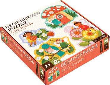 Feen Puzzle ab 2 J. | 3/4/5/6-teilig | petitcollage