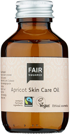 Fair Squared Hautöl Aprikose 100ml