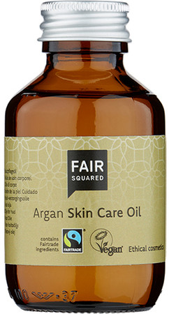 Fair Squared Hautöl Argan 100ml