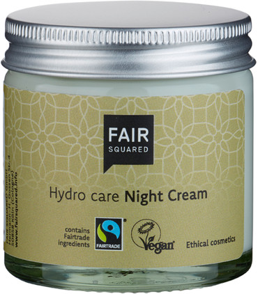Fair Squared Nachtcreme Argan 50ml