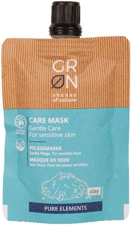 Grön Pflegemaske | Pure Elements 40ml