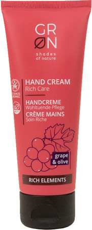 Grön Handcreme | Rich Elements 75ml