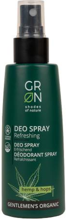 Grön Deospray | Gentlemen 75ml