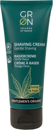 Grön Rasiercreme | Gentlemen 75ml