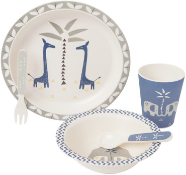 Kindegeschirr Set Giraffe | Fresk