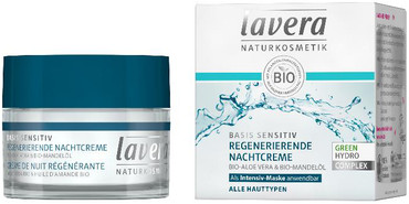 Lavera Basis sensitiv Nachtcreme 50ml