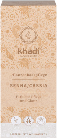 Khadi Pflanzenhaarpflege Senna Cassia 100g