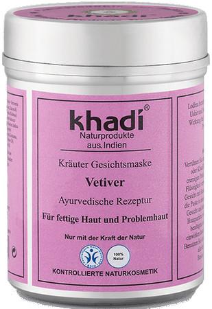 Khadi Gesichtsmaske Vetiver 50g – Bild 1