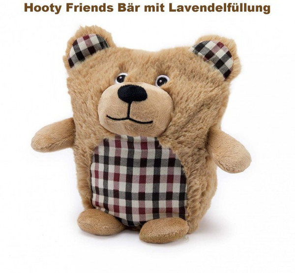 Warmies Greenlife Value YooHoo & Friends Hooty Friends Bär Yoohoo Roodee Hund blau/grau 003