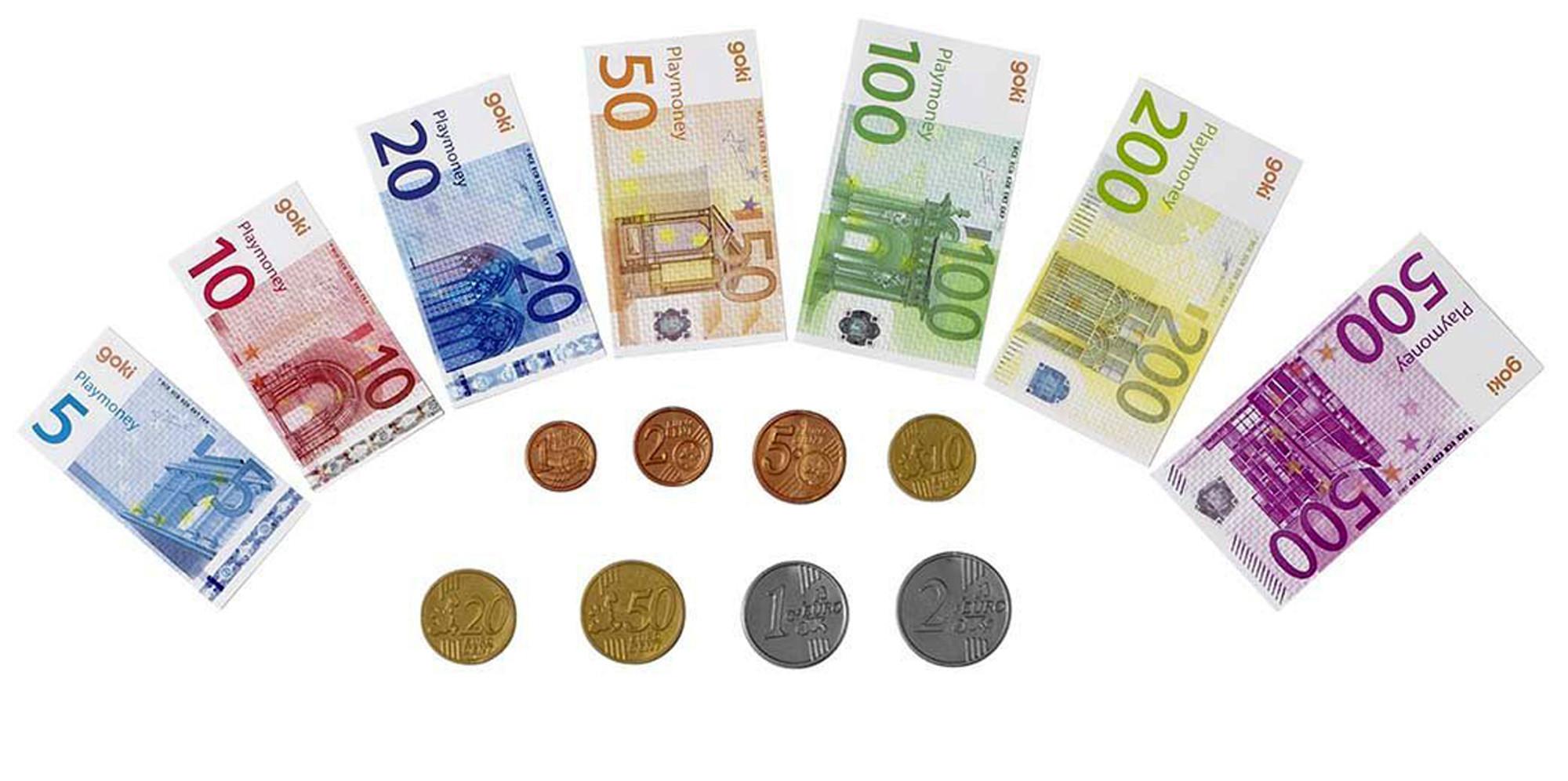 Spielgeld Euro