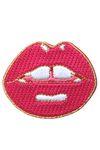 "likalla Patch ""Lips"", zum Aufbügeln 001"