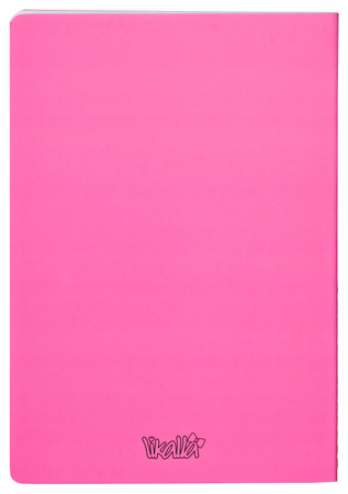Notizhefte Set pink (daily reminder...) und hellrosa (Oh yes,...) – Bild 10